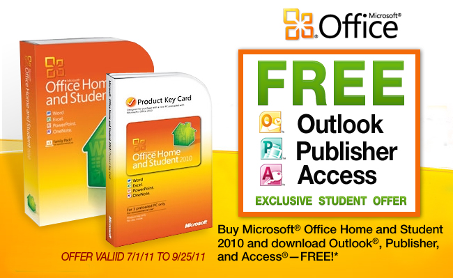 office home and student 2010 download i have product key